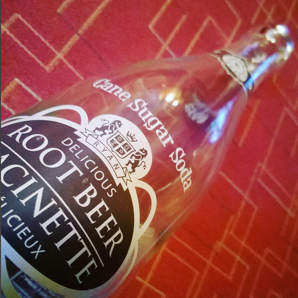 @lectricshadow: My new favorite #rootbeer.
