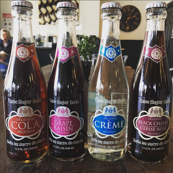 @scriptscafe: scriptscafeBIG NEWS....Johnnie Ryan soda is now available at #scriptscafe 🙌🙌 Not only are they another locally based company that we're super excited to support but they make a pretty fantastic product as well👌#johnnieryansoda @johnnieryansoda #lockportny #canesugar #lunch #lockporteats #supportlocal #wny #niagaracounty