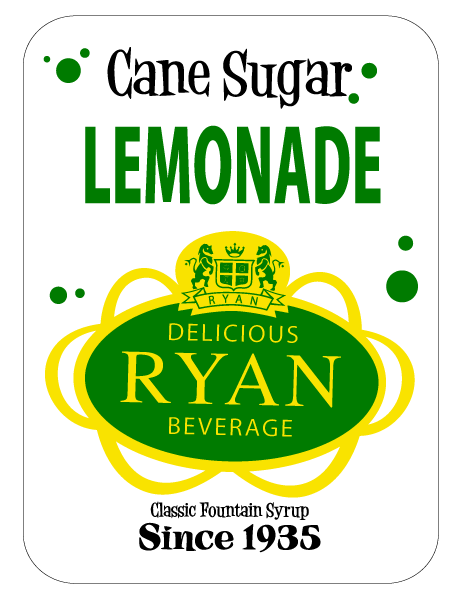 Cane Sugar, Cane Sugar Sodas, Cane Sugar Fountain Syrups, Lemonade Fountain Syrup