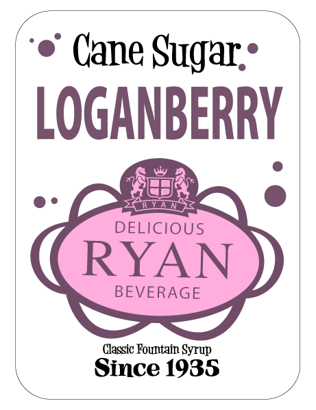 Cane Sugar, Cane Sugar Sodas, Cane Sugar Fountain Syrups, Loganberry Fountain Syrup