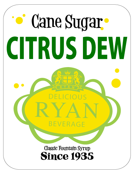 Cane Sugar, Cane Sugar Sodas, Cane Sugar Fountain Syrups, Citrus Fountain Syrup