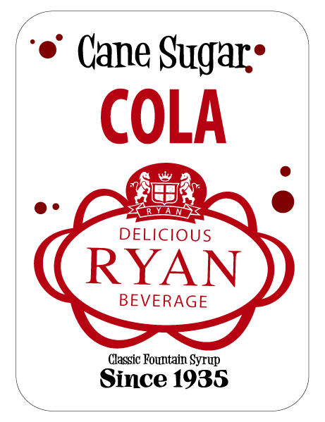 Cane Sugar, Cane Sugar Sodas, Cane Sugar Fountain Syrups, Cola Fountain Syrup