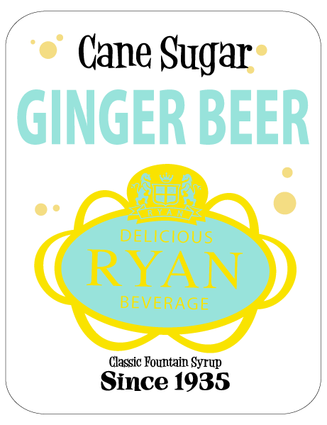 Cane Sugar, Cane Sugar Sodas, Cane Sugar Fountain Syrups, Ginger Beer Fountain Syrup