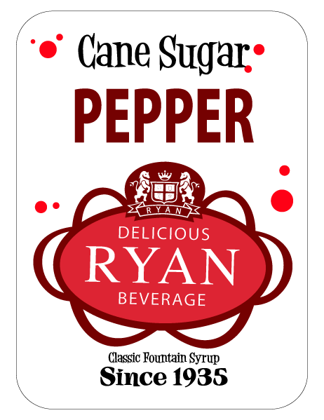 Cane Sugar, Cane Sugar Sodas, Cane Sugar Fountain Syrups, Pepper Fountain Syrup