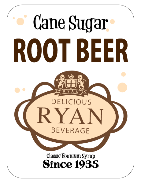 Cane Sugar, Cane Sugar Sodas, Cane Sugar Fountain Syrups, Root Beer Fountain Syrup