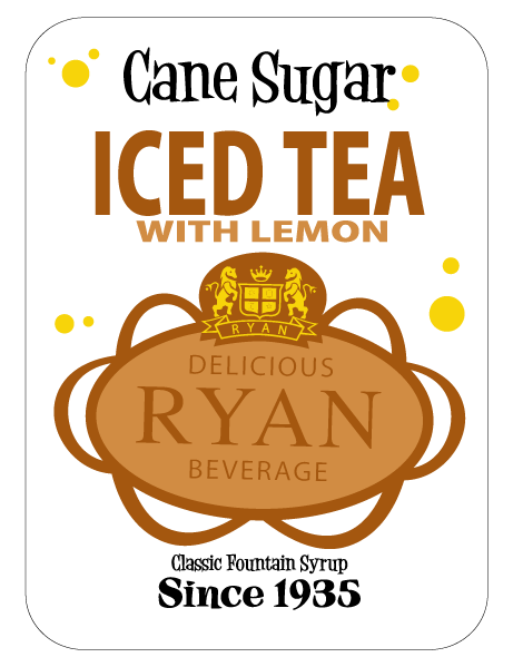 Cane Sugar, Cane Sugar Sodas, Cane Sugar Fountain Syrups, Iced Tea Fountain Syrup